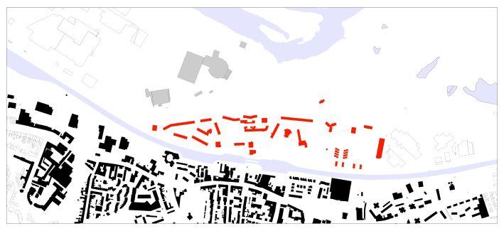 Cartes notice avec cartouche Formes urbaines